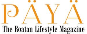 Logo Paya Roatan Lifestyle Magazine
